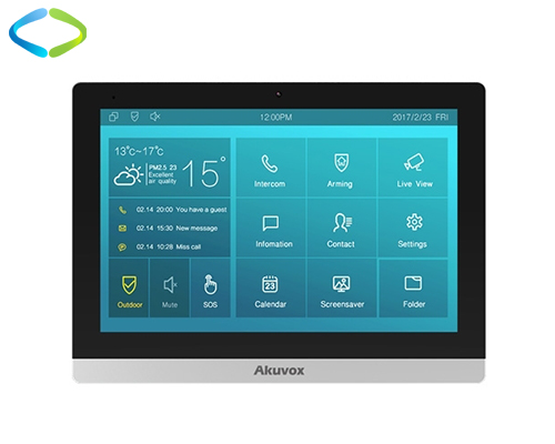 Akuvox SIP Touch Panel C317A